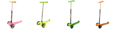 GLOPO Recalls Children's Scooters Due to Fall Hazard
